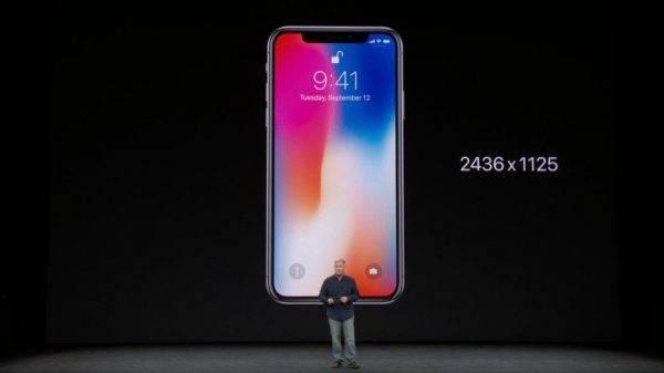 Apple iPhone 8 600x337 - ابل تعلن رسميا عن ايفون X وايفون 8 الجديد من آبل