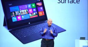 Microsoft تستعد لإطلاق جهاز Surface جديد