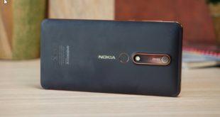 هاتف نوكيا الجديد نوكيا 6.1 تعرف عليه الكم رابط الشراء مع هدية ايضا