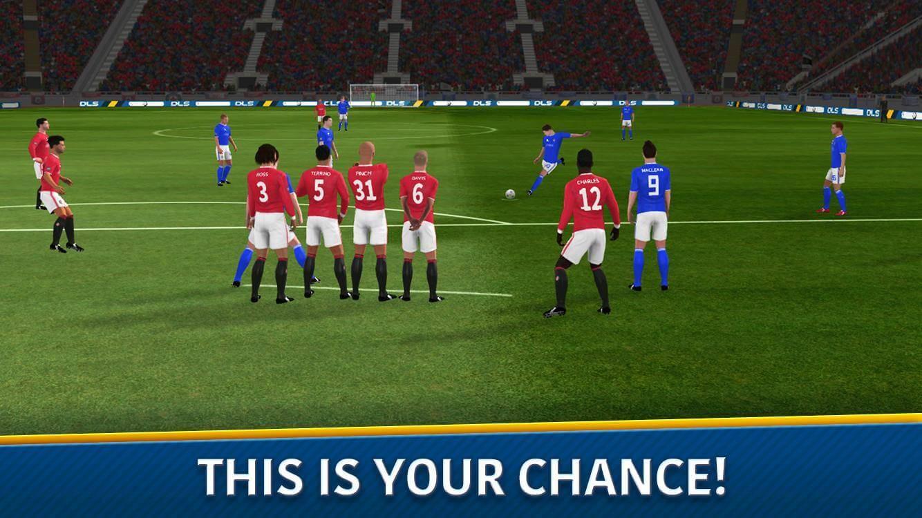 حمّل لعبة Dream League Soccer الآن