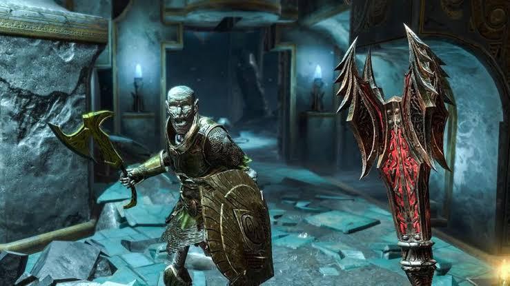 The Elder Scrolls: Blades / الدر سكرولز بلادز