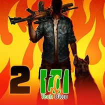 INTO THE DEAD 2 ZOMBIE SURVIVAL مهكرة